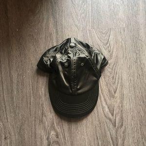 Silk Baseball Cap